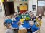 Pieczemy muffinki - II zajęcia Kuchcikowa