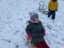 Zabawy na śniegu ;)